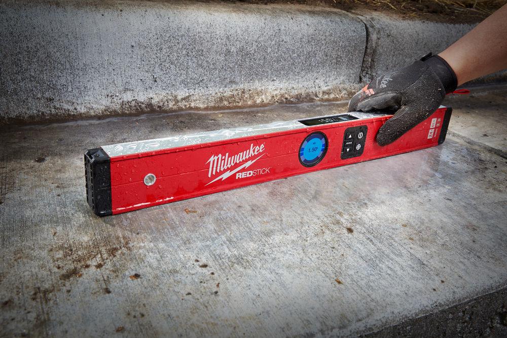 RED Stick Digitale waterpas 60 cm