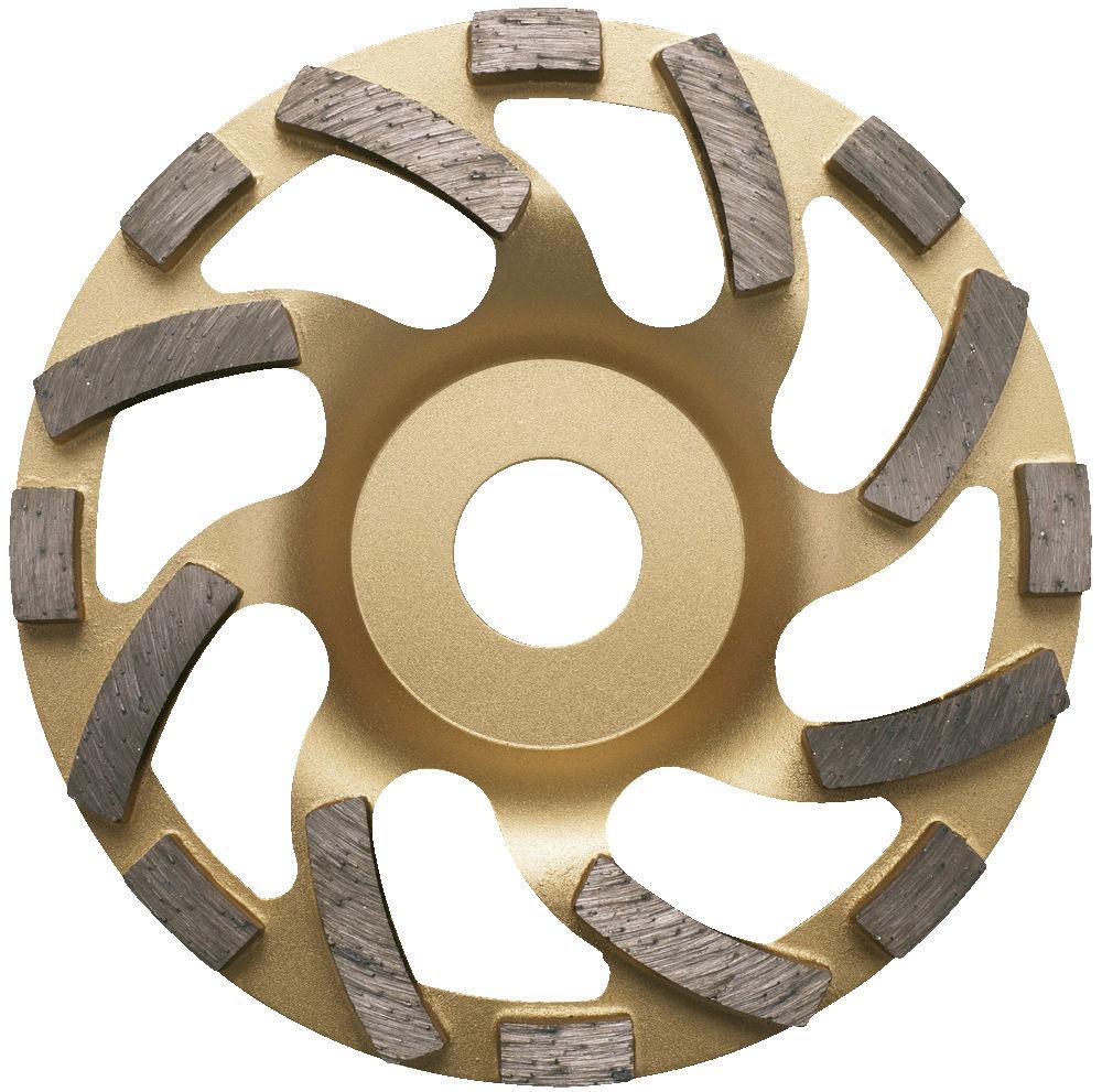 Diverse Diamantkomschijf ø125mm