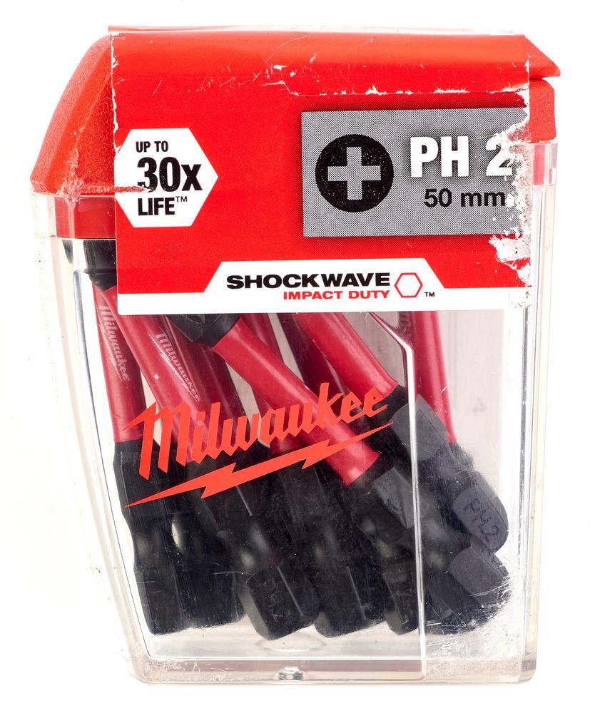Shockwave Schroefbit PH2 GEN2