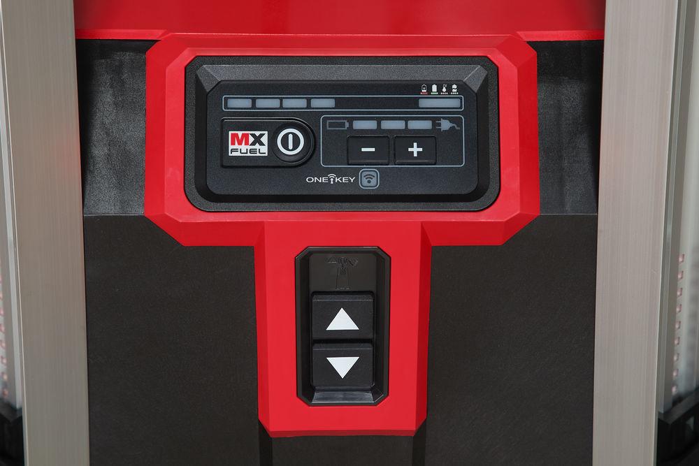 MX ONE-KEY™ FUEL™ TORENLAMP