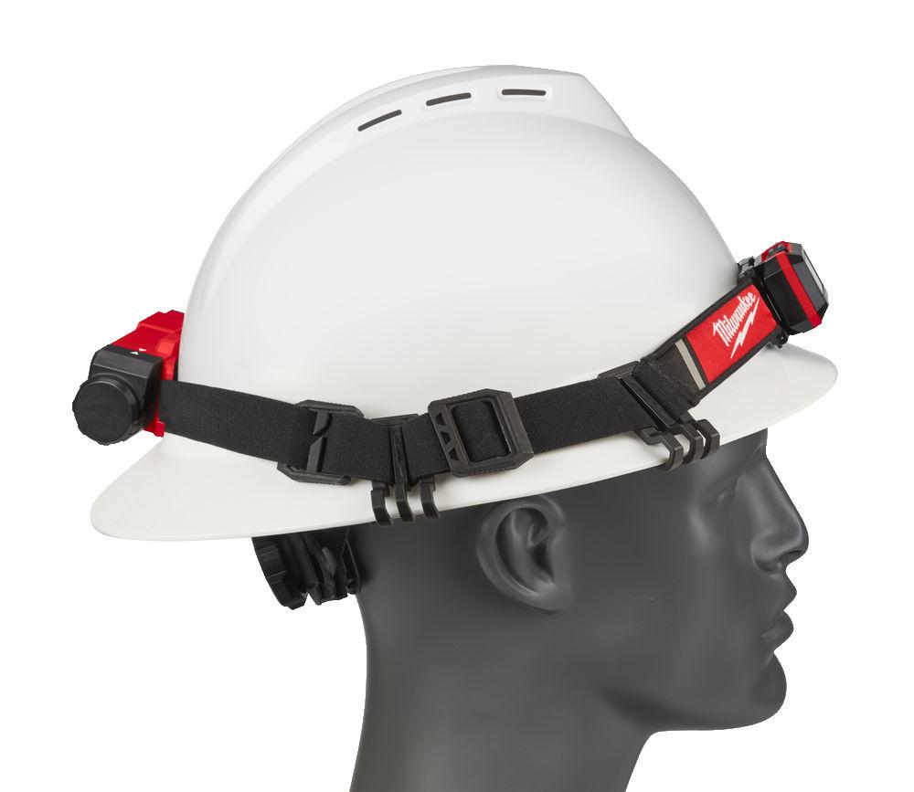 L4HLRP-201 USB oplaadbare hoofdlamp