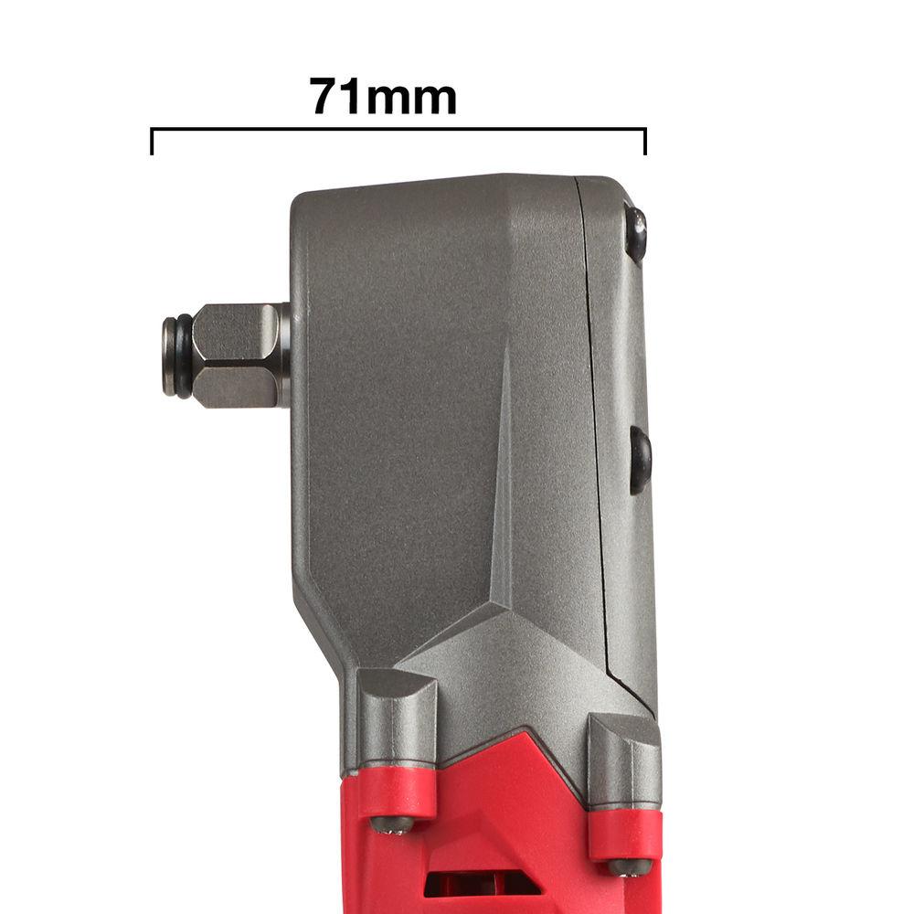 "M12 FRAIWF12  FUEL™  1/2"" haakse slagmoersleutel met frictiering"