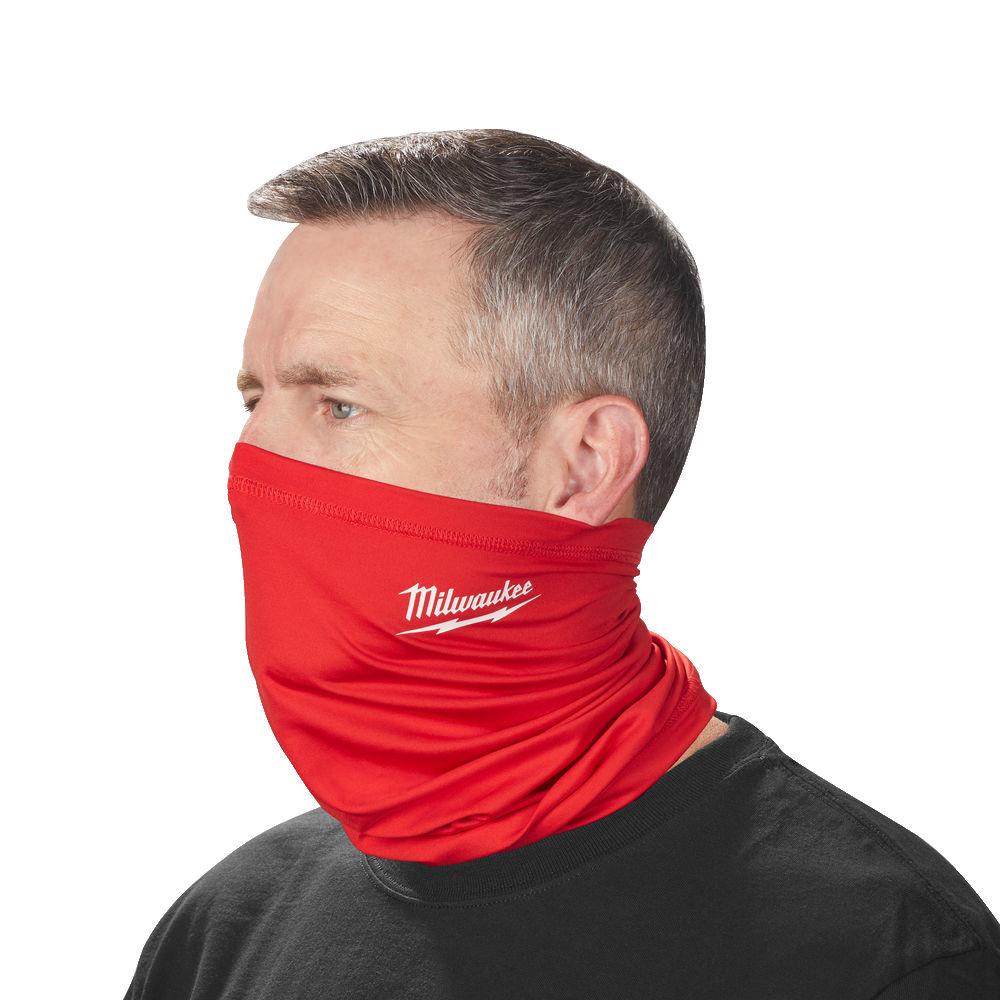 Nekwarmer & gezichtsmasker