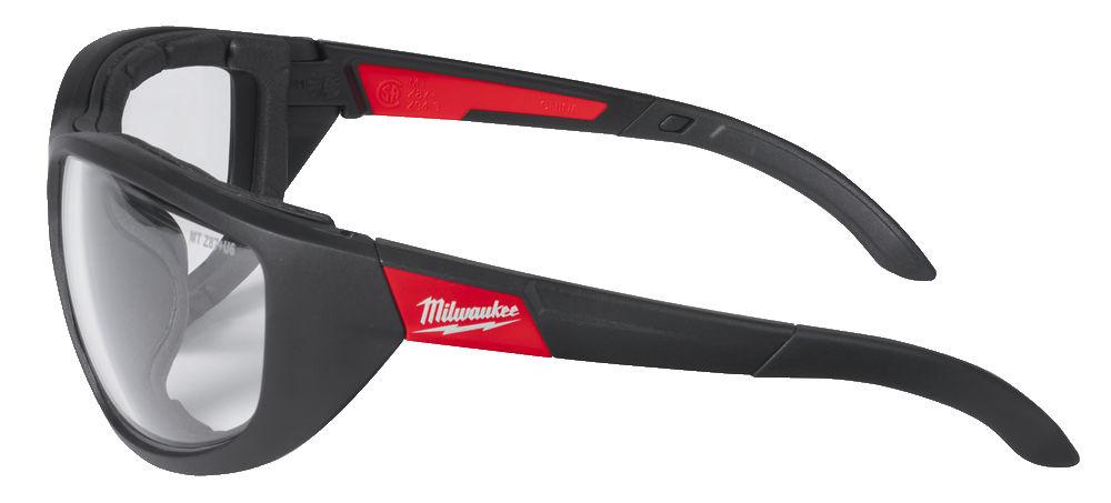 Premium veiligheidsbril met afdichting
