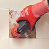 Starlock Rasp 80mm met carbidekorrel voor ruw schuren en  verwijderen van tegellijm