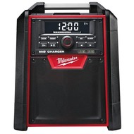 Milwaukee M18 RC Bouwradio/Lader 18V