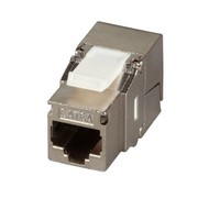 INFRALAN® RJ45 Keystone, Cat.6A 500 MHz, 10 Gbit