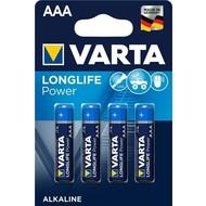 Varta 4 x Varta LR03/AAA (Micro) (4903)