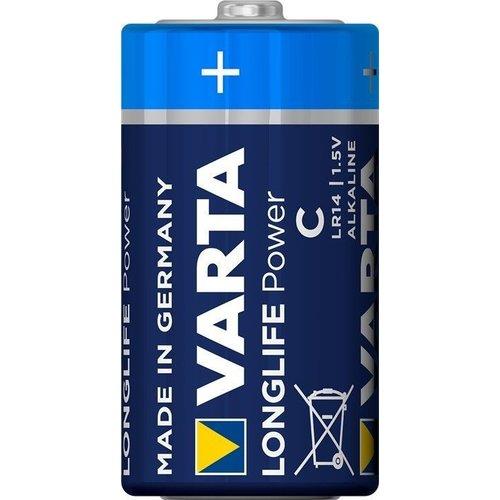 Varta LR14/C (Baby) (4914) - Alkali-Mangan Batterie (Alkaline), 1,5 V