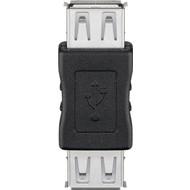 USB 2.0 Hi-Speed Adapter<br>USB 2.0-Buchse (Typ A) > USB 2.0-Buchse (Typ A)