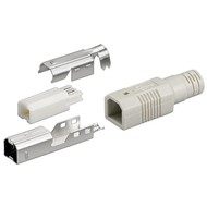 USB B-Stecker<br>zum selber löten