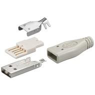 USB A-Stecker<br>zum selber löten