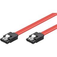 HDD S-ATA Kabel 1.5 GBits / 3 GBits Clip<br>SATA L-Typ Stecker > SATA L-Typ Stecker 0.5M