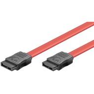 HDD S-ATA Kabel 1.5 GBits / 3 GBits<br>SATA L-Typ Stecker > SATA L-Typ Stecker 0.5M