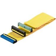 HDD IDE Kabel für Ultra ATA Festplatten bis 133 Mbps<br>zur Verbindung von Festplatten HDD, CD/DVD Laufwerken mit ATA/IDE 40 Pin Anschluss