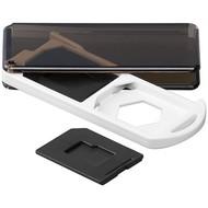 Speicherkarten-Transportbox<br>passgenau für max. 2x SD / Micro SD / MMC-Karten