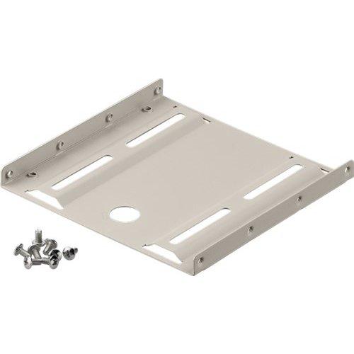 2,5'' Festplatten-Einbaurahmen auf 3,5'' - 1-fach<br>geeignet für die Installation einer 2,5'' Festplatte in einen 3,5'' Gehäuseschacht