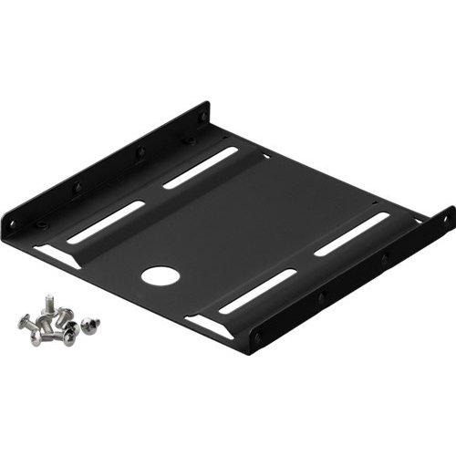2,5'' Festplatten-Einbaurahmen auf 3,5'' - 1-fach<br>geeignet für den Einbau einer 2,5'' Festplatte in einen 3,5'' Gehäuseschacht