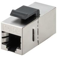 Keystone Modul CAT 5e, STP, Slim Ausführung<br>15,95 mm Breite, 2x RJ45-Buchse (8P8C)