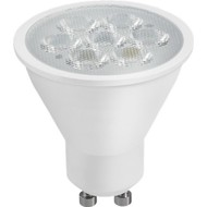 LED-Reflektor, 4 W<br>Sockel GU10, ersetzt 35 W, warm-weiß, nicht dimmbar