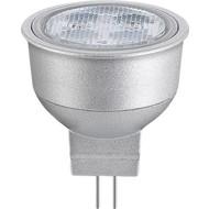 LED-Reflektor, 2 W<br>Sockel GU4, ersetzt 16 W, warm-weiß, nicht dimmbar