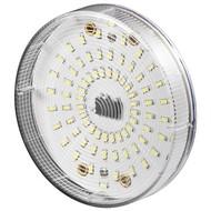 LED Einbaustrahler, 4,5 W<br>Sockel GX53, ersetzt 34 W, kalt-weiß, nicht dimmbar