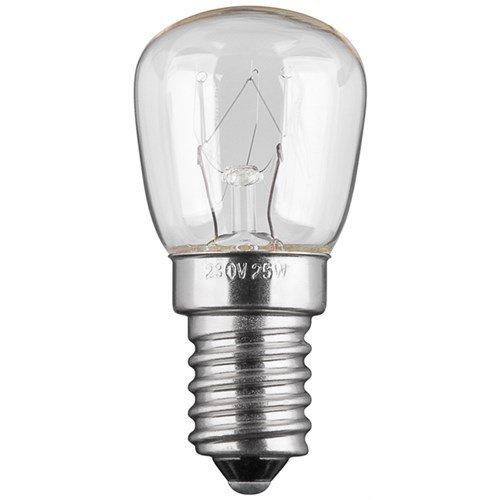 Backofenlampe, 15 W<br>Sockel E14, 50 lm