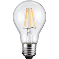 Filament-LED-Birne, 4 W<br>Sockel E27, ersetzt 39 W, warm-weiß, nicht dimmbar