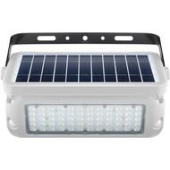 LED Solar-Wandleuchte mit Bewegungsmelder, 10 W<br>Lichtlösung für Hauseingänge, Carports & Treppen