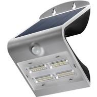 LED Solar-Wandleuchte mit Bewegungsmelder, 3,2 W<br>Lichtlösung für Hauseingänge, Carports & Treppen