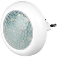 Kompakt LED-Nachtlicht mit Bewegungsmelder<br>für Innen (IP20), 120 ° Erfassung, 9 m Reichweite, kalt-weiß