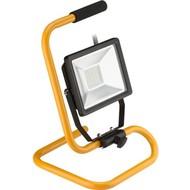 LED Außen-Flutlichtstrahler mit Standfuß, 30 W<br>Arbeitsleuchte mit großflächiger Ausleuchtung