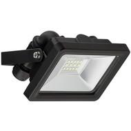 LED Außen-Flutlichtstrahler, 10 W<br>Lichtlösung für Hauseingänge, Garten & Co.