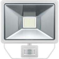LED Außen-Flutlichtstrahler mit Bewegungsmelder, 50 W<br>Lichtlösung für Hauseingänge, Zugangswege, Garten & Co.