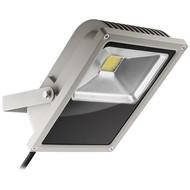 LED Flutlicht, 35 W, 2500 lm<br>strahlt warm-weiß, ersetzt 165 W