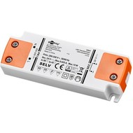 LED-Trafo 24 V (DC)/15 W<br>24 V DC für LEDs bis 15 W Gesamtlast