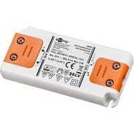 LED-Trafo 24 V (DC)/12 W<br>24 V DC für LEDs bis 12 W Gesamtlast