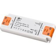 LED-Trafo 24 V (DC)/50 W<br>24 V DC für LEDs bis 50 W Gesamtlast