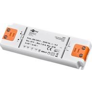 LED-Trafo 24 V (DC)/30 W<br>24 V DC für LEDs bis 30 W Gesamtlast
