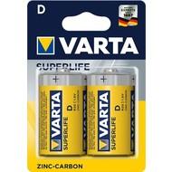Varta R20/D (Mono) (2020)<br>Zinkchlorid Batterie, 1,5 V