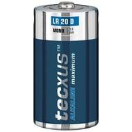 Tecxus LR20/D (Mono)<br>Alkali-Mangan Batterie (Alkaline), 1,5 V