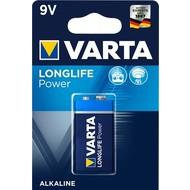 Varta 6LR61/6LP3146/9V Block (4922)<br>Alkali-Mangan Batterie (Alkaline), 9 V