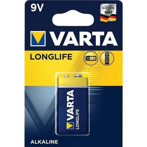 Varta 6LR61/6LP3146/9V Block (4122)<br>Alkali-Mangan Batterie (Alkaline), 9 V