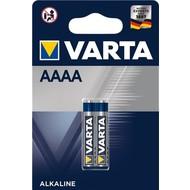 Varta LR61/AAAA (Mini) (4061)<br>Alkali-Mangan Batterie (Alkaline), 1,5 V