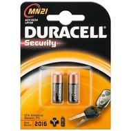 Duracell LR23 (MN21)<br>Alkali-Mangan Batterie (Alkaline), 12 V