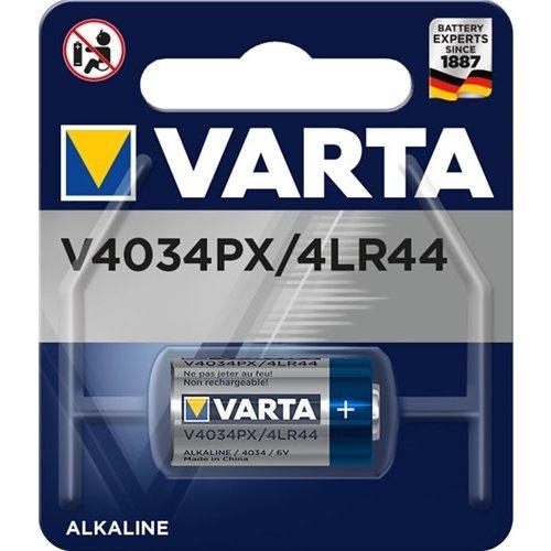 Varta 4LR44 (4034)<br>Alkali-Mangan Batterie (Alkaline), 6 V