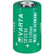 Varta CR1/2AA / 1/2 AA (Mignon) (6127)<br>Lithium-Mangandioxid Batterie, 3 V