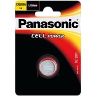 Panasonic CR2016<br>Lithium-Knopfzelle, 3 V
