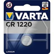 Varta CR1220 (6220)<br>Lithium-Knopfzelle, 3 V