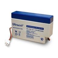 Ultracell Bleiakku 12 V, 0,8 Ah (UL0.8-12)<br>JST-Stecker Bleiakku